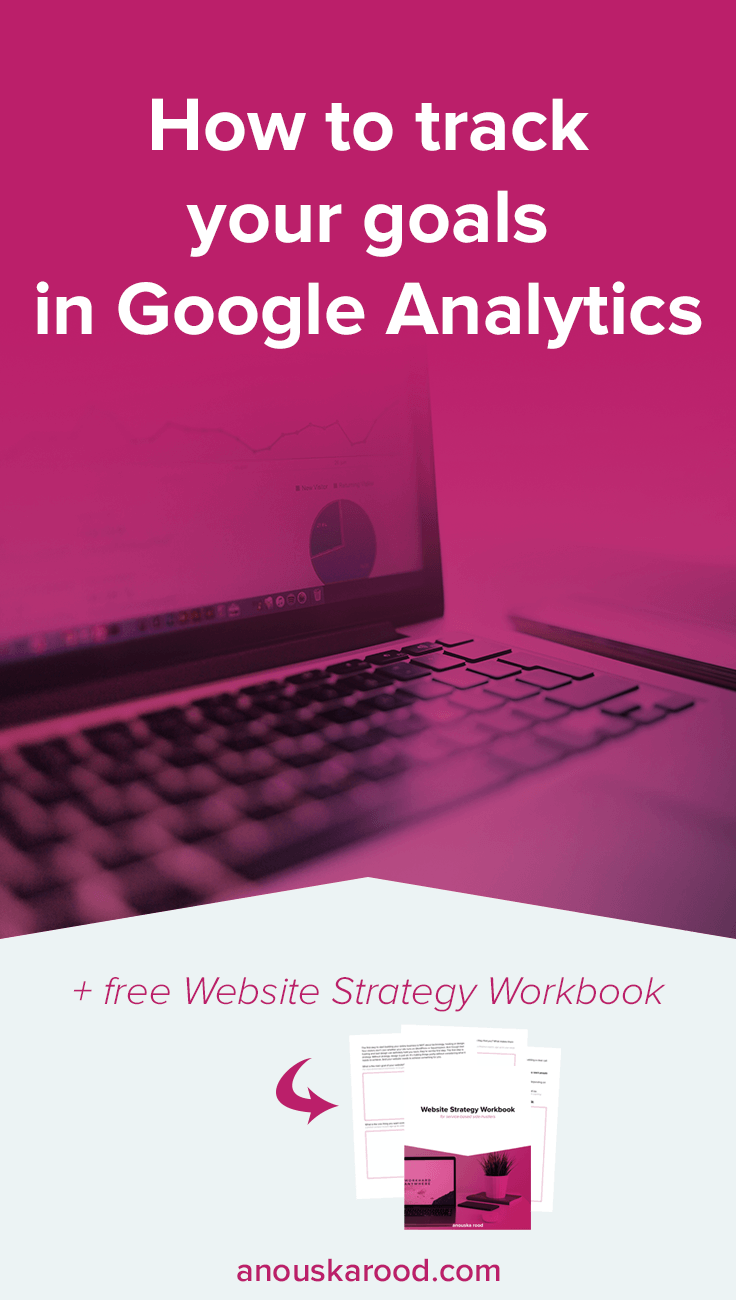 What does your site need to do for you? How will you know you've reached your goal? Click through to learn how to track your goals in Google Analytics.