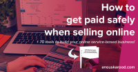 How to get paid safely when selling online