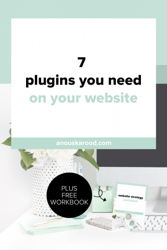 With more than 55,000 plugins in the WordPress plugin directory (not to mention the many premium plugins out there), things can get confusing fast - which plugins are the best for SEO, contact forms, security and performance? These are the plugins I recommend and use in every project.