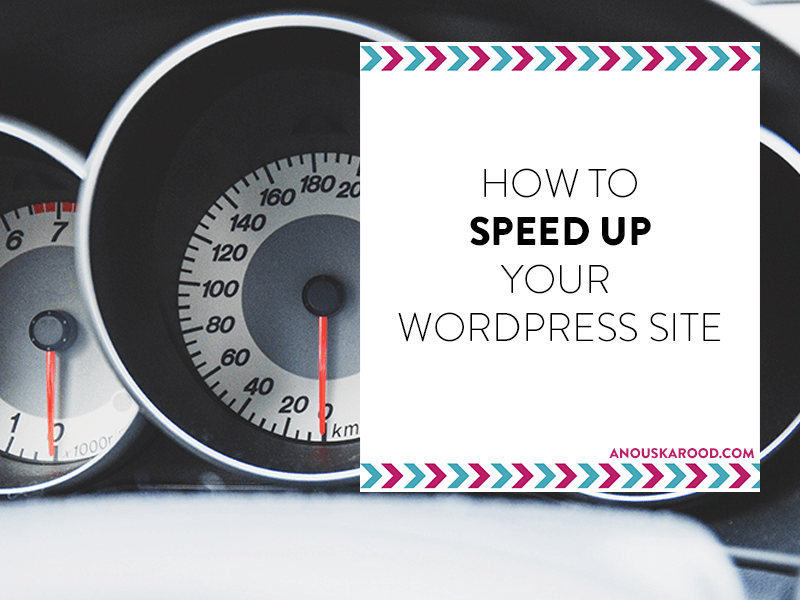 How to speed up your site