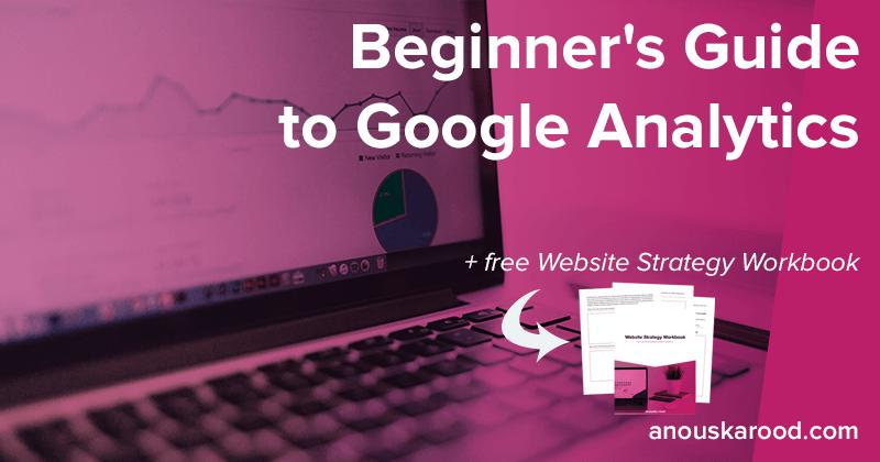 Beginner's Guide to Google Analytics