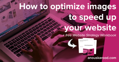 How to optimize images to speed up your website