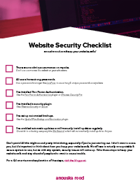 WebsiteSecurityChecklist-preview