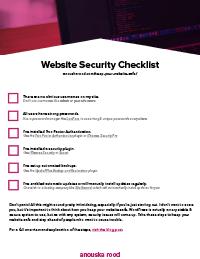 WebsiteSecurityChecklist-preview