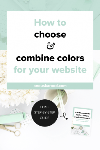 The easiest way to an attractive website is to keep it simple and stick to a limited color scheme. Click through to learn how to create an attractive color palette.